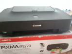 cara install printer canon ip2770